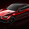 Infiniti Q50 Eau Rouge Gives the Q50 a Carbon Fiber Body