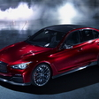 Infiniti Teases Q50 Eau Rouge with as Much as 500hp