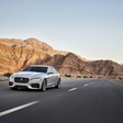 Jaguar reveals new XF in London