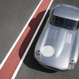 Jaguar unveils prototype of the new E-Type Lightweight