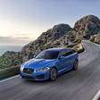 Jaguar XFR-S Sportbrake storms to 300km/h