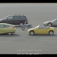 Japanese Honda Ad Shows Brand Timeline in Its Cars and Bikes