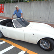Jay Leno Drives Bond's Toyota 2000GT Convertible and LFA Spyder