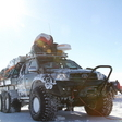 Jet-Fueled Toyota Hiluxs Drive 70,000km over Antarctica