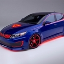 Kia Takes Inspiration From Superman in Chicago
