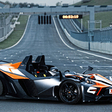 KTM Building Next Gen X-Bow with Windshield and Doors