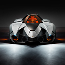 Lamborghini Reveals Egoista Concept During 50th Anniversary Celebration