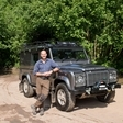 Land Rover Builds Custom Defender Dive Center for Brand Ambassador