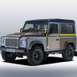 Land Rover and Paul Smith create exclusive Defender