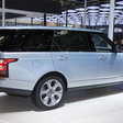 Land Rover launches Range Rover Hybrid LWB