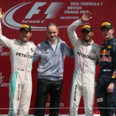 Lewis Hamilton wins again in Silverstone