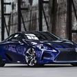 Lexus Confirms that LF-CC Will Enter Production