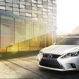 Lexus CT200h Gets Spindle Grill in Latest Refresh