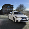 Lexus CT 200h elected green car 2014/2015