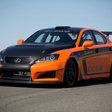 Lexus Preps IS F CCS-R to Race Up Pikes Peak in July