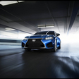 Lexus taking new GS F to NAIAS