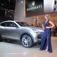 Maserati Kubang: a Luxury SUV with a Little Help from Jeep