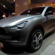 Maserati Levante Will Be Built at Fiat's Mirafiori Factory