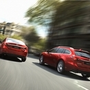 Mazda 6 Grows with New Wagon at Paris Premiere