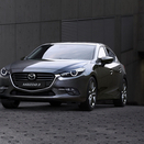 Mazda launches facelifted 3