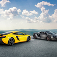McLaren unveils 625C for the Asian market