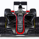 McLaren unveils the MP4-30