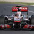 McLaren fastest after first two practices