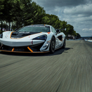 McLaren reveals 570S Sprint ahead of Goodwood