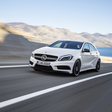 Mercedes A45 AMG Packs 355hp with 4Matic All-Wheel Drive