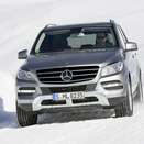 Mercedes Adds M-Class to Armored Guard Models