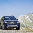 Mercedes unveils new GLS
