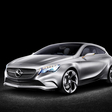 Mercedes-Benz A-Class Concept premieres at Shanghai