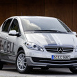 Mercedes-Benz A-Class goes electric
