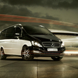 Mercedes-Benz Viano Vision Diamond Brings Top Luxury to MPV