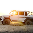 *Updated* Mercedes Building Six-Wheeled 536hp G63 AMG