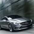 Mercedes Concept Style Coupe Brings CLS Looks Down Market