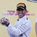 Mercedes claims title with new Hamilton victory
