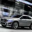 Mercedes GLA-Class Crossover Coming in Early 2014