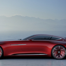 Mercedes hints Maybach return with electric concept