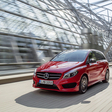 Mercedes launches B-Class facelift