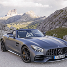 Mercedes launching new AMG GT Roadster in Paris