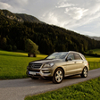 Mercedes ML500 4Matic BlueEfficiency Brings Smaller V8 for More Power