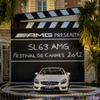 Mercedes Provides Fleet of Gold Cars for Palme d'Or