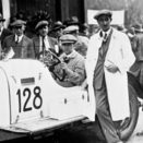 Mercedes Racing Pre-War Sports Cars at Edelweiss Hill Climb