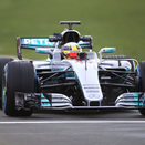 Mercedes reveals new W08 EQ Power+