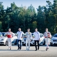 Mercedes Challenges Race Drivers and Footballers to Find the Best