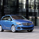 Mercedes Thinks the Electric B-Class Will Outsell the BMW i3