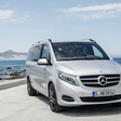 Mercedes unveils the new V-Class