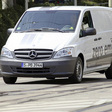 Mercedes Vito E-Cell Vans Cover 650,000km in Testing