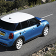 MINI bets strong on new five-door model
